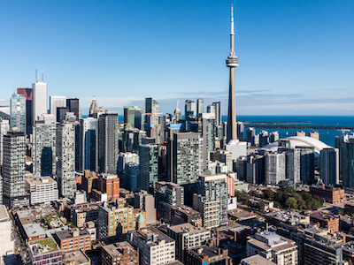Toronto business sector